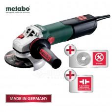 Kampinis šlifuoklis Metabo WEV 15-125 Quick