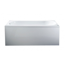 Akmens masės vonia VIANA 160x72cm, stačiakampė, balta
