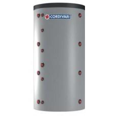 Akumuliacinė talpa 500 ltr, VB tipo su kieta izoliacija 100 mm