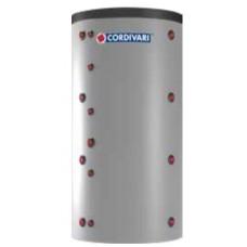 Akumuliacinė talpa Puffer 1000 ltr., VC tipo su ErP izoliacija 100 mm