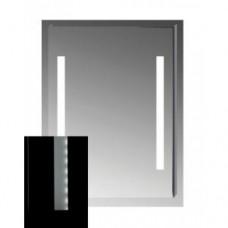 CLEAR veidrodis su integ. LED apšvietimu, 55 × 81 cm
