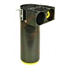 Difuzoriaus dėžutė Profi-NEW 2x75mmx125mm