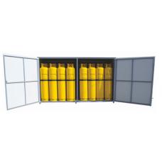 Dujų tiekimo sistema SAURIDA DTS-16-MAG