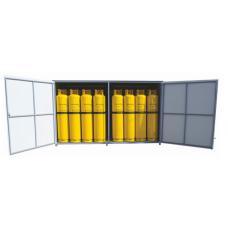 Dujų tiekimo sistema SAURIDA DTS-24-MAGR6