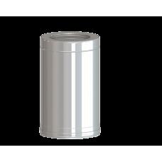 Dūmtraukis NPNP (S-0.8mm) d.130/230 L-0.5m