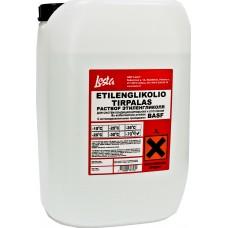 Etilenglikolio tirp. 20kg 100proc. su inhibitoriais (Tik šildym.sist.)
