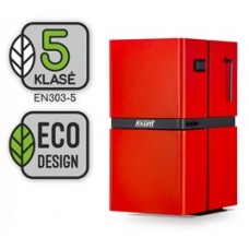 "Granulinis katilas ""Kalvis"" 8-10DG 10 kW, 5klasė, Ecodesign"