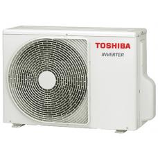 Išorinė inverter split tipo dalis Toshiba Haori  Nordic (R32 freonas) 2,8 /3,2 kW