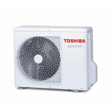 Išorinė inverter split tipo dalis Toshiba Haori (R32 freonas) 3,5 / 4,2 kW