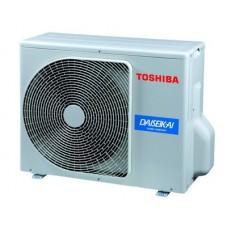 Išorinė inverter split tipo dalis Toshiba Premium + (R32 freonas) 2,5/3,2 kW
