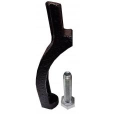 Ketinė vonia su rankenom ir kojom 20010 170x80 cm