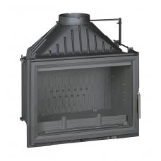 Ketinis židinio ugniakuras Invicta Compact su sklende