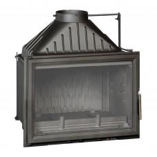 Ketinis židinio ugniakuras Invicta Grande Vision 700 su tiesiu stiklu (s.k.6270.44)