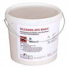 Klijai termoiz. plokštėms 6,5 kg (SILCADUR-HFS Kleber). Atsparūs 950'