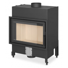 Plieninis židinio ugniakuras Romotop Basic B2P01