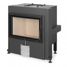 Plieninis židinio ugniakuras Romotop Dynamic D3H01 66.44.01